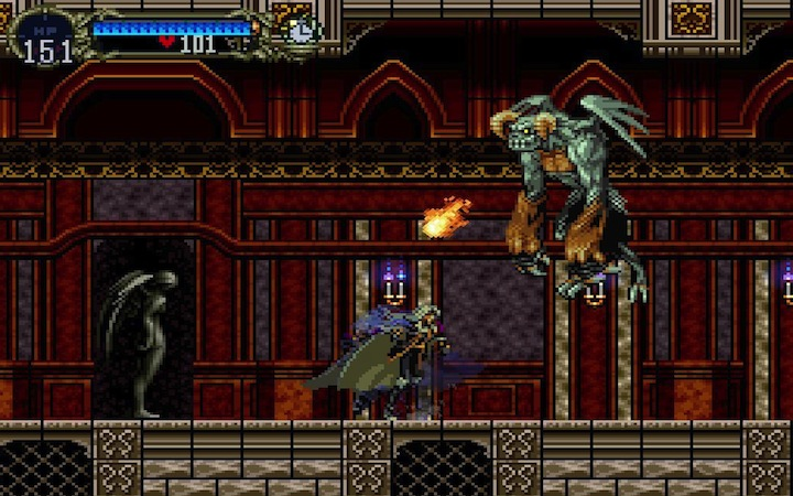 Скачать castlevania symphony of the night ps1.